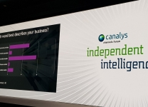 Canalys Channels Forum 2018, Barcellona