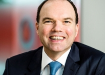 Nick Read, Ceo di Vodafone Group