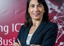 Patrizia Fruzzetti, head of sales, Fujitsu Italia