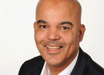 Kai Thielen, marketing director Europe, Sharp