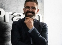 Michele Vescovi, R&D manager, Praim