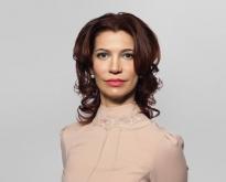 Evgeniya Naumova, vice president of global sales network di Kaspersky