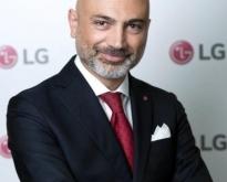 Francesco Salza, consumer electronics director di LG Electronics Italia