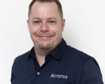 Candid Wüest, vicepresidente divisione Cyber Protection Research di Acronis