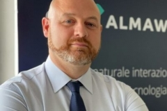Antonello Gresia, chief financial officer e Investor relations manager del Gruppo Almawave