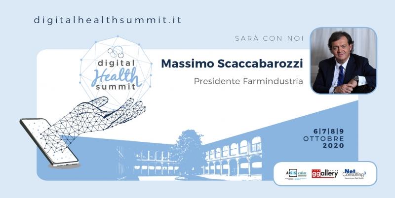 Massimo Scaccabarozzi, Presidente Farmindustria