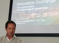 Cisco Partner Experience - Enrico Mercadante, Digital Acceleration Team di Cisco Italia