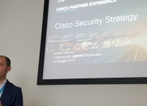 Cisco Partner Experience - Andrea Negroni, Cybersecurity Channel Organization di Cisco Italia