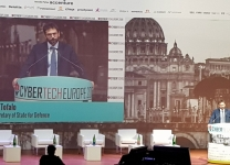Cybertech Europe 2018 - Angelo Tofalo, Undersecretary of State for Defence