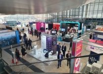 Cybertech Europe 2019, Nuvola Convention Center - Roma