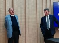 Andrea Pontremoli, CEO & general manager Dallara - Giampaolo Dallara, fondatore e presidente di Dallara