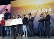 Dell Technologies Forum 2018 - Premiazione Hackathon - Muoviti Sostenibile