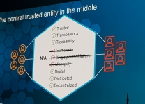 Dell Technologies Forum 2018 - The central trusted entity in the middle