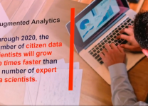 Gartner Symposium/ITxpo 2018, Barcellona - The Top 10 Strategic Technology trends for 2019 - Augmented Analytics