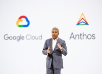 Google Cloud Next 19, Thomas Kurian