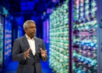 Google Cloud Next, Thomas Kurian Ceo di Google Cloud