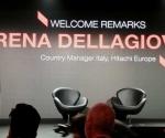 Hitachi Social Innovation Forum 2019 Europe - Lorena Dellagiovanna, Country manager Italy, Hitachi Europe
