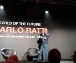 Hitachi Social Innovation Forum 2019 Europe - Carlo Ratti, Director, Senseable City Lab - MIT