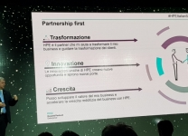HPE Italian Summit 2018 - Paolo Delgrosso, Channel & Alliance Sales Director di HPE