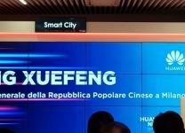 Song Xuefeng, console generale della repubblica popolare cinese a Milano