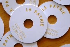 La Patrie - I Tag Rfid