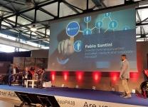 NetApp Partner Academy 2018 - Fabio Santini, Director commercial partner and small, medium and corporate Leader di Microsoft