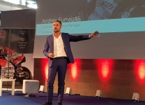 NetApp Partner Academy 2018 - Andrea Fumagalli, Channel and Alliance Manager di NetApp Italia