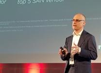 NetApp Partner Academy 2018 - Marco Pozzoni, Country Sales Director di NetApp Italia
