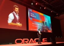 Oracle Cloud Day 2018 - Massimo Temporelli, Fisico e divulgatore scientifico