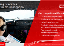 Oracle Partner Days - Guiding principles for cloud adoption