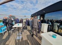 Monaco, evento di annuncio commento acquisizione RF360