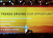 Dell Technologies World 2018 a Las Vegas