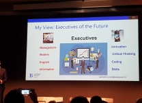 SAP Executive Summit - Gianmario Verona, Rettore Università Bocconi