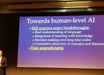 SAP Executive Summit - Stuart Russel, Professore di ingegneria elettronica e informatica a Berkeley