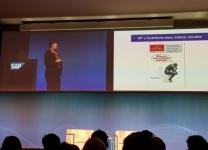 SAP Executive Summit 2019 - Lucrezia Reichlin, professoressa di economia alla London Business School
