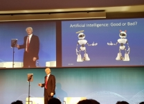 SAP Executive Summit 2019 - Jerry Kaplan, ricercatore alla Stanford University