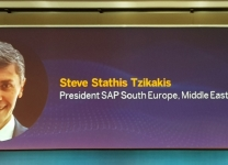 SAP Executive Summit 2019 - Steve Stathis Tzikakis, Regional President SAP South Europe, Middle East & Africa