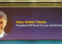 SAP Executive Summit 2019 - Steve Stathis Tzikakis, Regional President SAP South Europe, Middle East & Africa