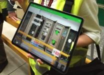 Un'applicazione di Realtà Aumentata Schneider Electric