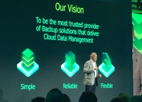 VeeamOn 2019 - Simple, Flexible, reliable