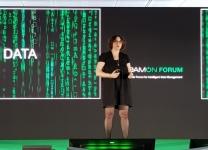 VeeamOnForum 2018 - Cristina Pozzi, co-founder & Ceo di Impactscool