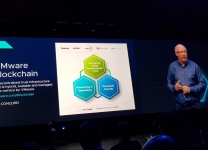 VMworld 2018 - VMware Blockchain