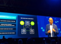VMworld 2018 - Arvind Krishna, SVP, Hybrid Cloud & Director of Research di IBM