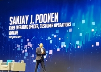 VMworld 2018 - Sanjay J. Poonen, Chief Operating Officer, Customer Operations di VMware