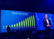VMworld 2018 - VMware Over the Years - Sanjay J. Poonen, Chief Operating Officer, Customer Operations di VMware