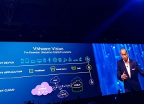 VMworld 2018 - VMware Vision - Sanjay J. Poonen, Chief Operating Officer, Customer Operations di VMware