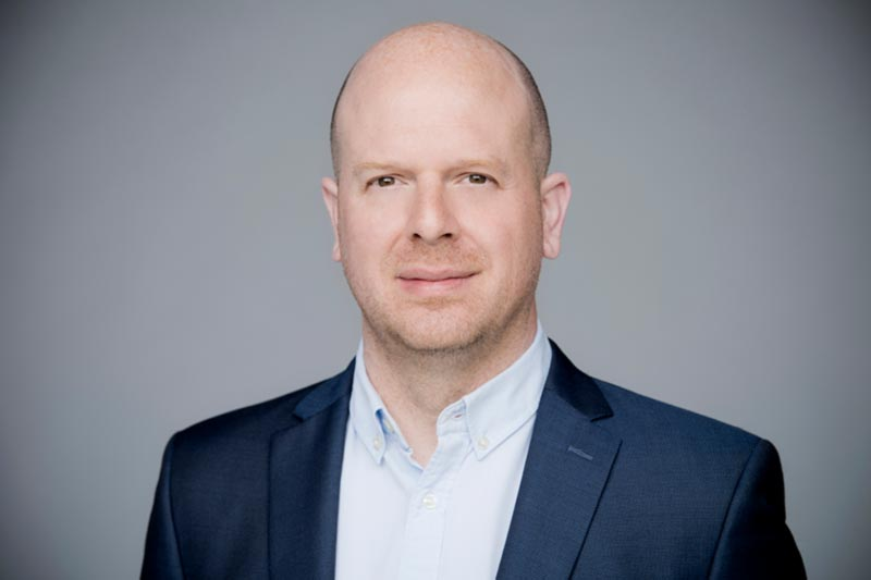 Nico Fischbach, Global CTO for Forcepoint