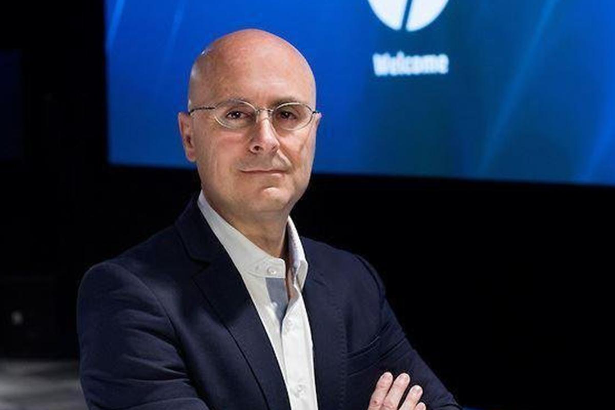 Emilio Juarez, Direttore vendite della divisione HP 3D Printing Business per l'area EMEA