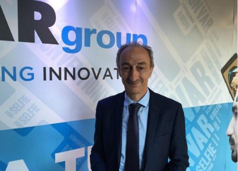 Giovanni Moriani, Presidente di Var Group