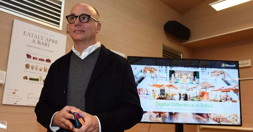 Andrea Guerra, Executive Chairman di Eataly